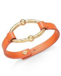 Lauren by Ralph Lauren | Orange Bali Bracelets Bracelet | Lyst
