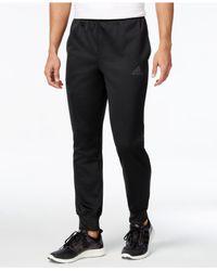 Adidas Originals   Black Men's Climawarm Fleece Joggers for Men   Lyst