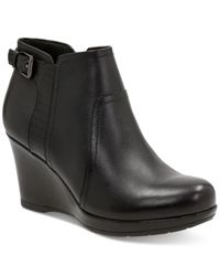 Clarks | Black Collection Women's Camryn Rose Booties | Lyst