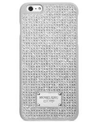 Michael Kors | Multicolor Michael Embellished Iphone 6+ Case | Lyst