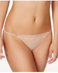 Wacoal | Natural Sheer Enough Thong 842253 | Lyst