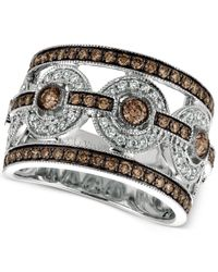 Le Vian - Diamond Ring (1-1/4 Ct. T.w.) In 14k White Gold - Lyst