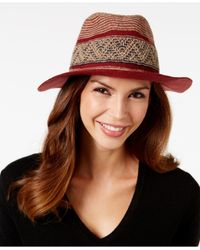 BCBGeneration | Brown Global Panama Hat | Lyst