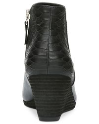 Dr. Scholls - Black Dillion Booties - Lyst
