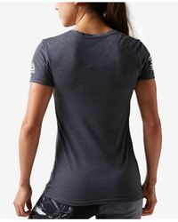 Reebok - Multicolor Crossfit Forging Elite Fitness T-shirt - Lyst