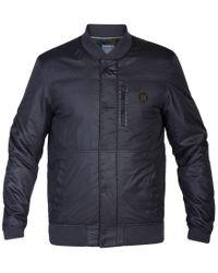 Hurley   Blue Men's All City Stealth Jacket for Men   Lyst