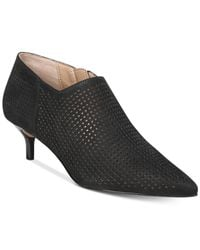 Franco Sarto - Black Deepa Booties - Lyst