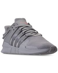 4c2e467ac66 Lyst - adidas Eqt Support Adv Casual Sneakers From Finish Line in ...