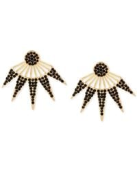 INC International Concepts | Black M. Haskell For Pave Burst Earring Jackets, Only At Macy's | Lyst