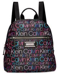 CALVIN KLEIN 205W39NYC - Black Belfast Backpack - Lyst