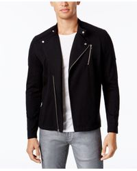 INC International Concepts   Black Men's Control Jacket for Men   Lyst