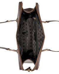 DKNY - Brown Bryant Top-zip Medium Tote, Created For Macy's - Lyst