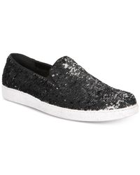 INC International Concepts - Metallic Flash Sequin Slip-ons, Created For Macy's for Men - Lyst