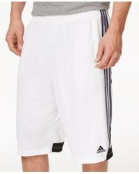 Adidas Originals | White Men's 3g Speed 2.0 Basketball Shorts for Men | Lyst