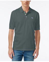 Tommy Bahama - Black Shirt, Emfielder Polo Shirt for Men - Lyst
