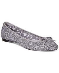 Adrianna Papell | Multicolor Sage Evening Flats | Lyst
