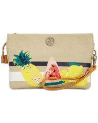 Giani Bernini - Multicolor Printed Mini Crossbody - Lyst