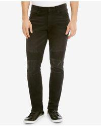 Kenneth Cole Reaction | Men's Slim-fit Black Wash Jeans for Men | Lyst