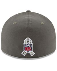 KTZ - Green Salute To Service Low Profile 59fifty Fitted Cap for Men - Lyst
