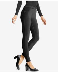 Hue - Black Women's Corduroy Leggings - Lyst