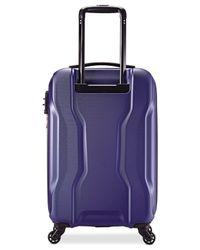 "Samsonite - Blue Spin Tech 2.0 21"" Carry-on Hardside Spinner Suitcase for Men - Lyst"