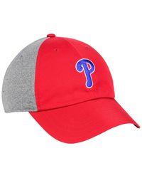 b16b0cd6a438f Lyst - Nike Philadelphia Phillies New Day Legend Cap in Red for Men