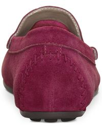 Aerosoles - Purple Over Drive Slip-on Loafer - Lyst