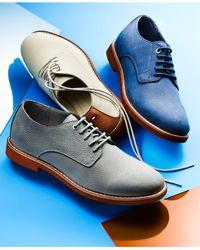 1c040683d9afec Lyst - Tommy Hilfiger Men s Seaside Perforated Oxfords in Blue for Men