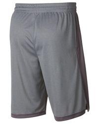 Nike Dry Dribble Drive Basketball Short (gunsmoke/black) Shorts for men