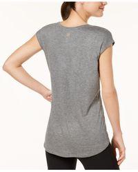 Gaiam - Gray Dani Graphic T-shirt - Lyst