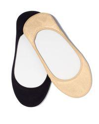 Hue | Multicolor Women's Microfiber No Show Socks | Lyst