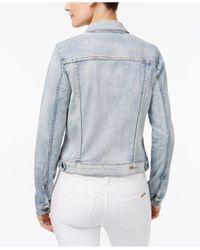 Kut From The Kloth - Blue Jacket, Denim - Lyst
