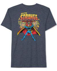 Jem - Blue Men's Graphic-print T-shirt for Men - Lyst