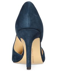Adrienne Vittadini - Blue Nicolo Shoes - Lyst