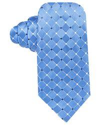 Countess Mara - Blue Parquet Dot Tie for Men - Lyst