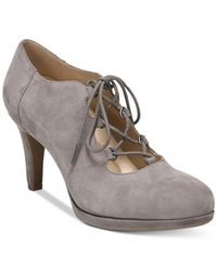 Naturalizer | Gray Macie Pumps | Lyst