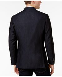 INC International Concepts - Blue Men's Blazer for Men - Lyst