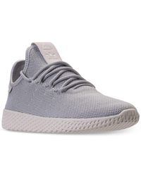 93386d6891559 Lyst - adidas Originals Pharrell Williams Tennis Hu Casual Sneakers ...