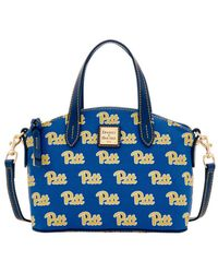 Dooney & Bourke - Blue Ruby Mini Satchel Crossbody - Lyst