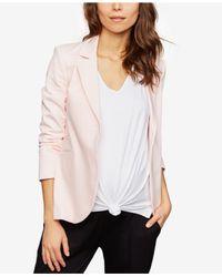 Isabella Oliver - Pink Maternity Blazer - Lyst