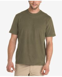 G.H. Bass & Co. | Green Men's Explorer Performance T-shirt for Men | Lyst