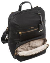Tumi - Black Voyageur Halle Backpack for Men - Lyst