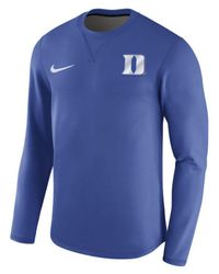Nike - Blue Modern Crew Sweatshirt for Men - Lyst