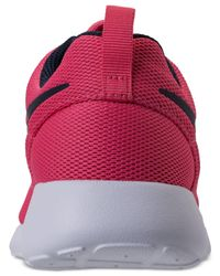 Nike - Multicolor Women's Roshe One Casual Sneakers From Finish Line - Lyst