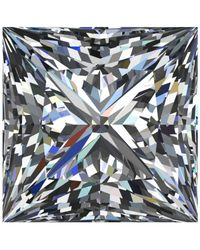 Macy's - Multicolor Gia Certified Diamond Princess (1/2 Ct. T. W.) - Lyst