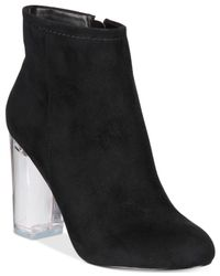 Call It Spring - Black Talcahuano Booties - Lyst
