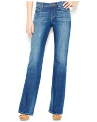 Lucky Brand - Blue Easy Rider Bootcut Jeans, Tanzanite Wash - Lyst