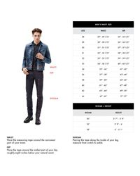 Calvin Klein - Black Slim-straight Fit Jeans for Men - Lyst