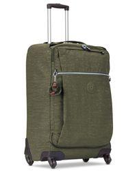 "Kipling - Green Darcey 26"" Spinner Suitcase - Lyst"