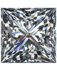 Macy's - Multicolor Gia Certified Diamond Princess (3/4 Ct. T.w.) - Lyst